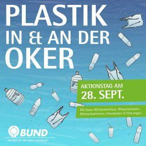 Plastikaktionstag - Aktion auf dem Stadtmarkt @ Stadtmarkt, Nähe Standesamt | Wolfenbüttel | Niedersachsen | Deutschland